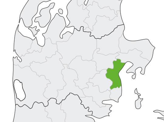 Århus i Midtjylland er samlet blevet nr. 15