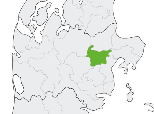 Favrskov i Midtjylland er samlet blevet nr. 4