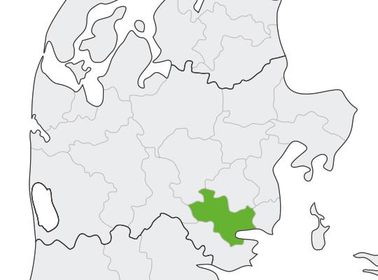Horsens i Midtjylland er samlet blevet nr. 2
